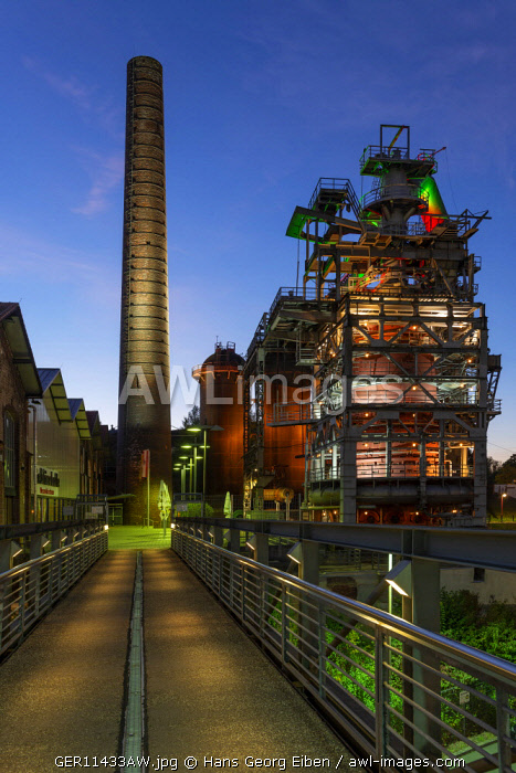 AWL Images Industrial memorial and cultural center of the ...