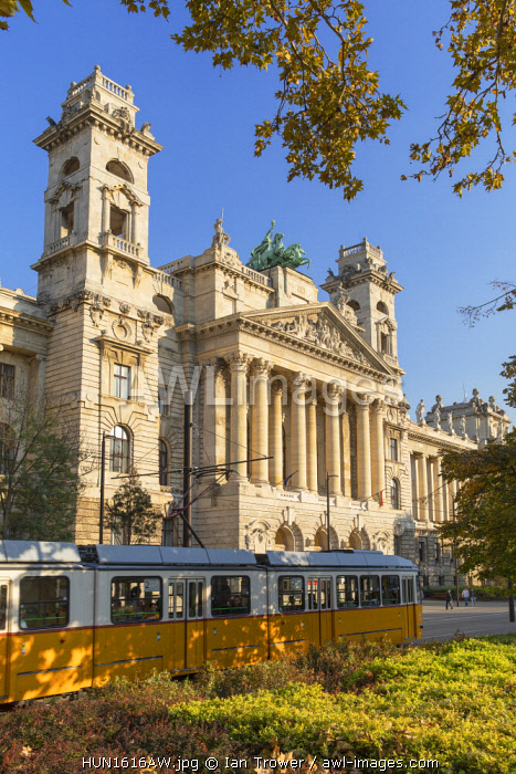 Museum of Ethnography, Budapest, Hungary