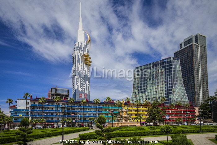 Georgia, Batumi, Batumi Tower