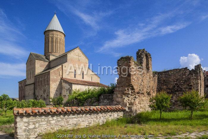 Georgia, Kakheti Area, Alaverdi, Alaverdi Cathedral, 11th century