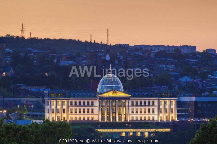 Georgia, Tbilisi, Presidential Palace