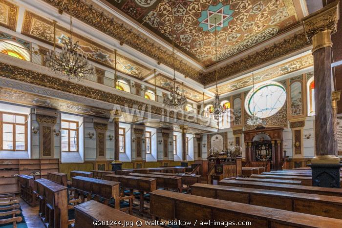 Georgia, Tbilisi, Tbilisi Great Synagogue