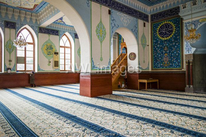 Georgia, Tbilisi, Old Town, Muslim Quarter, Tbilisi Mosque