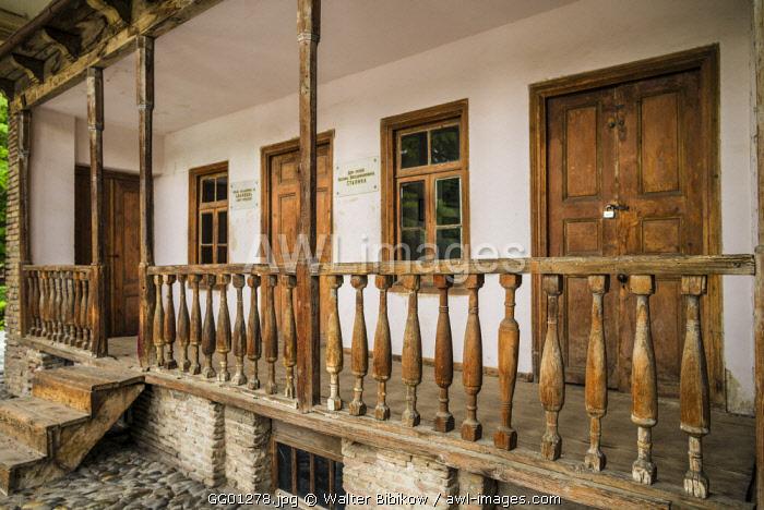 Georgia, Gori, former childhood home of  Soviet dictator Joseph Stalin