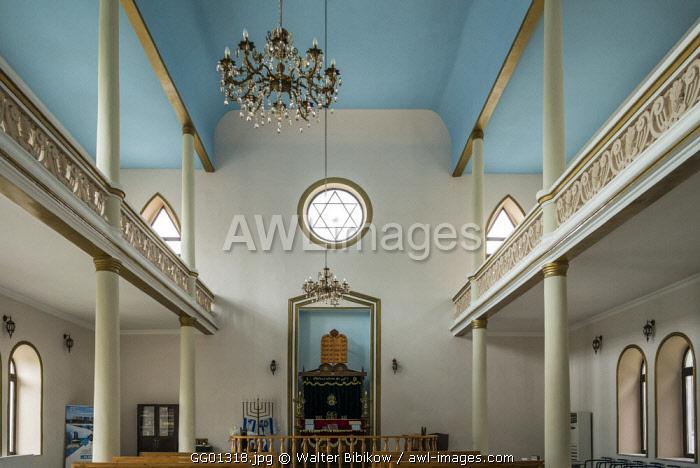 Georgia, Batumi, Batumi Synagogue, built 1904