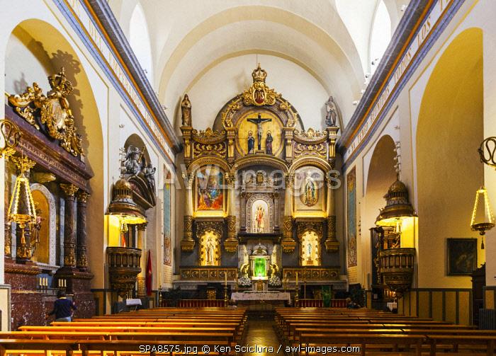 Spain, Navarre, Pamplona.