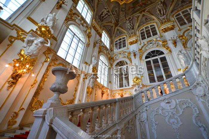Hermitage museumm, Saint Petersburg, Russia