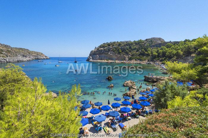Anthony Quinn Bay,Faliraki,Rhodes,Greece.