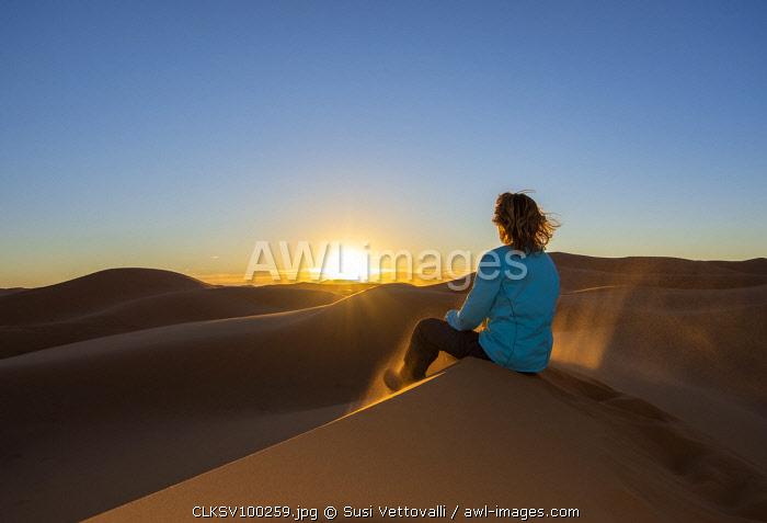 Merzouga Desert, Marocco, Northern Africa