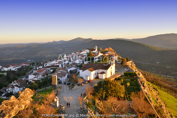 awl-images.com - Portugal / The 9th century village of Marvao with Arab origin. Portugal