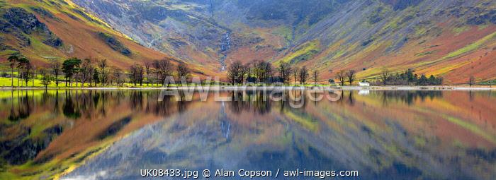 UK, Cumbria, Lake District, Buttermere