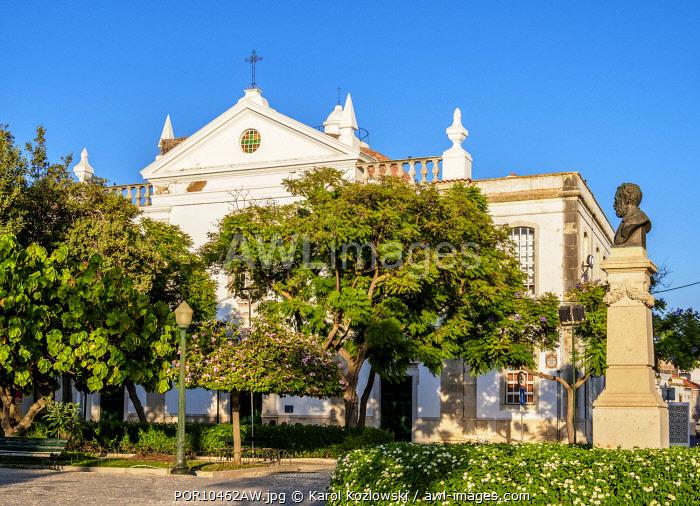 Misericordia Church, Faro, Algarve, Portugal