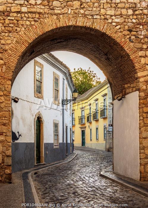Arco do Repouso, Faro, Algarve, Portugal