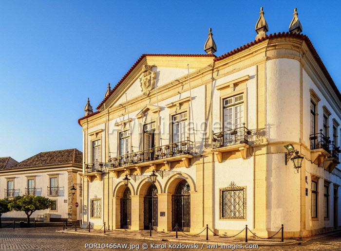 City Hall, Faro, Algarve, Portugal