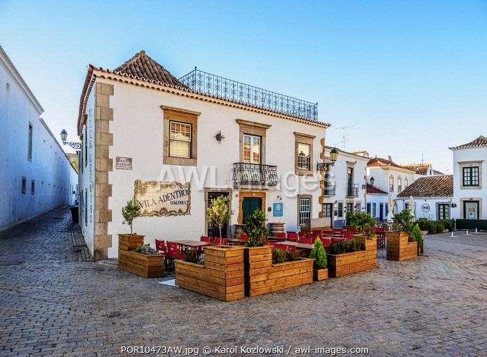 Praca Afonso III, Faro, Algarve, Portugal