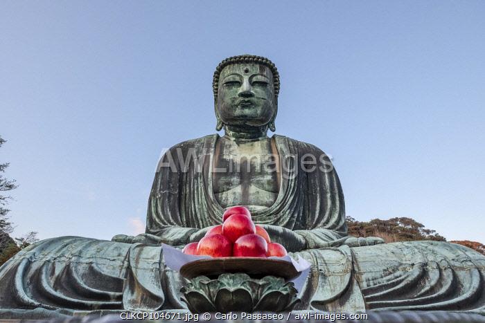 Japan, Kamakura, The great Buddha