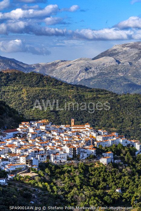 Algatocin, Andalusia, Spain