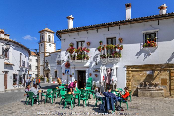 Grazalema, Andalusia, Spain