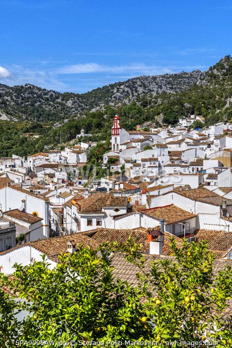 Ubrique, Andalusia, Spain