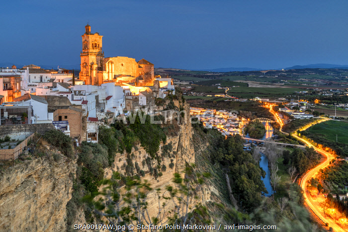 Arcos de la Frontera, Andalusia, Spain