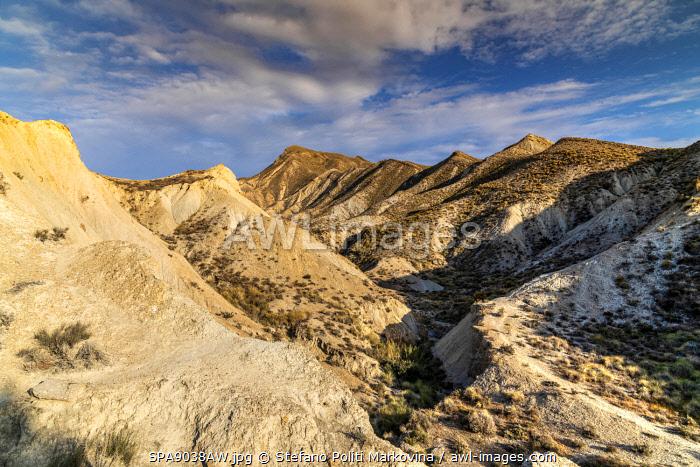 Tabernas, desert, Almeria, Andalusia, Spain