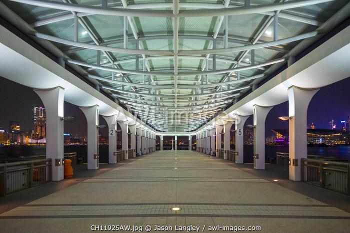 Central Pier No. 10, Central Piers, Central District, Hong Kong Island, Hong Kong, China