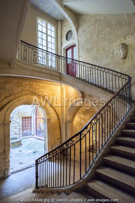Hôtel de Varennes, Montpellier, Hérault Department, Languedoc-Roussillon, France.