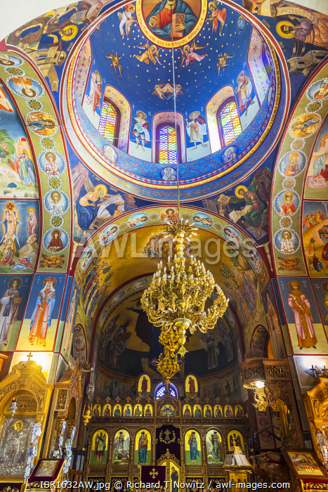 awl-images.com - Israel / Greek Orthodox Church of the Marriage Feast, in Cana, Israel.