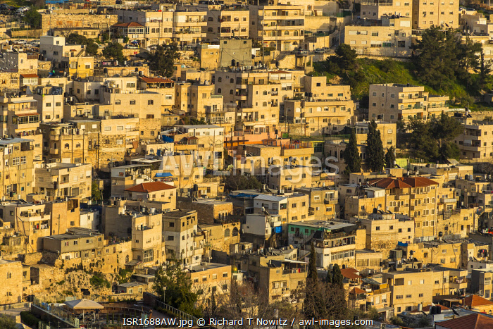 awl-images.com - Israel / East Jerusalem Arab neighborhood of Silwan, Isreal.
