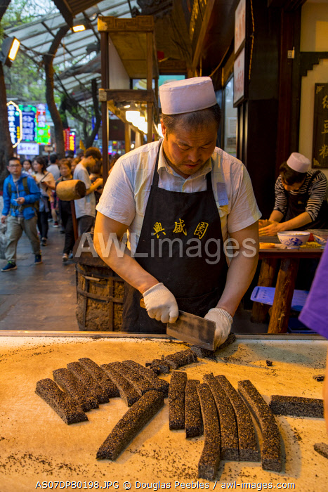 awl-images.com - China / Muslim Quarter, Xian, Shaanxi Province, China