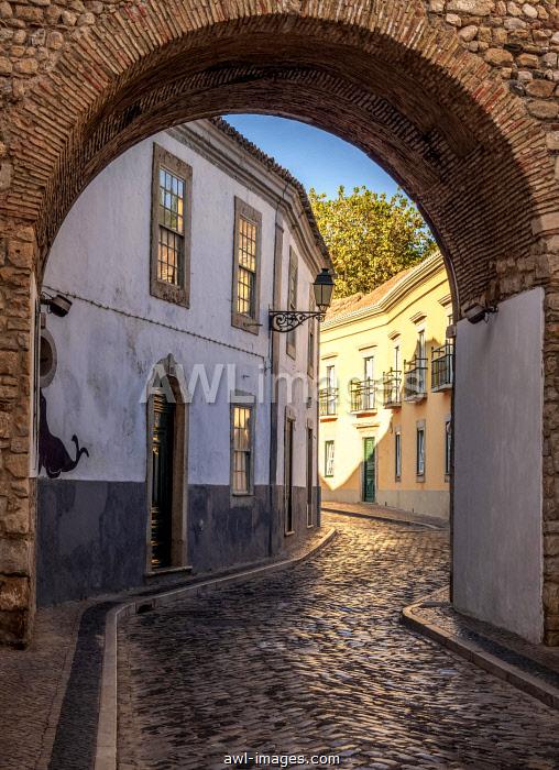 Arco do Repouso, Faro, Algarve, Portugal, Europe