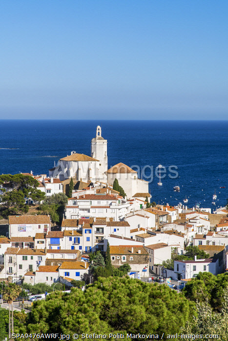 awl-images.com - Spain / Cadaques, Costa Brava, Catalonia, Spain