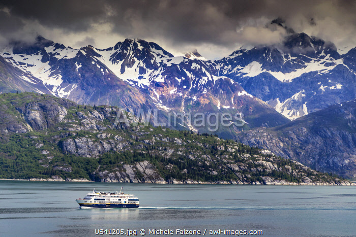 USA, Alaska, Misty Fjords National Monument