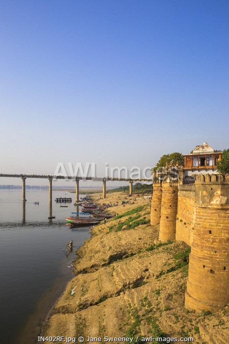 India, Uttar Pradesh, Varanasi, Ramnagar Fort