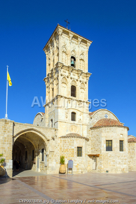 awl-images.com - Cyprus / Church of Saint Lazarus, Greek Orthodox Church named after Lazarus of Bethany, Larnaca, Larnaca District, Cyprus.greek