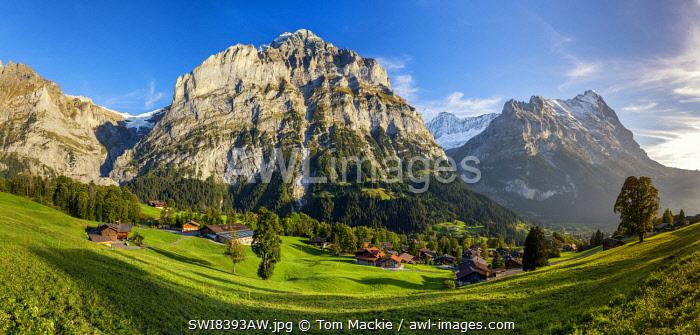 Grindelwald, Bernese Oberland, Switzerland