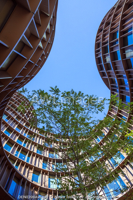 awl-images.com - Denmark / The Axel Towers - vision of new Danish architecture, Copenhagen, Denmark