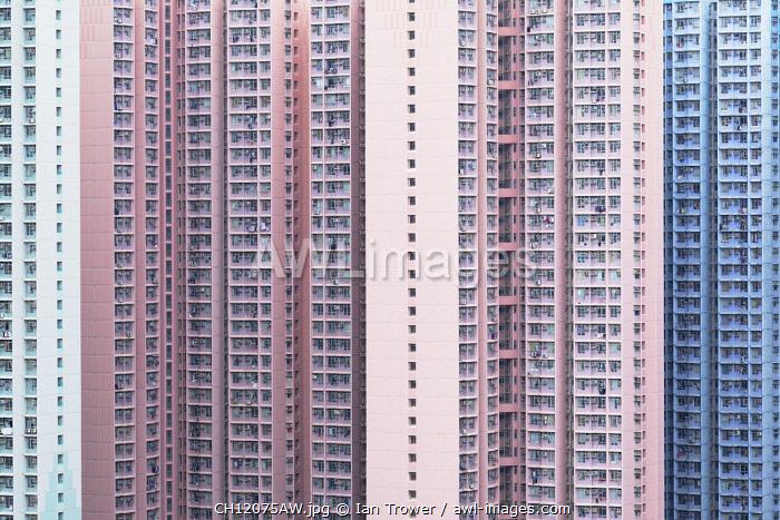 Apartment blocks, Hong Kong