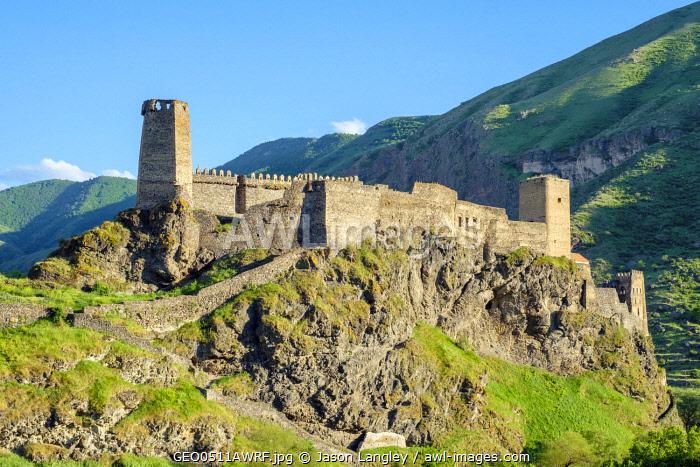 Khertvisi fortress, Khertvisi, Samtskhe-Javakheti region, Georgia.