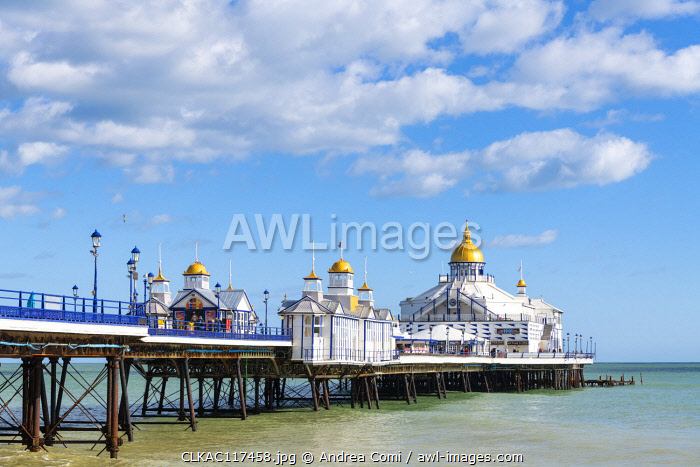 Eastbourne pier, Eastbourne, East Sussex, England, UK