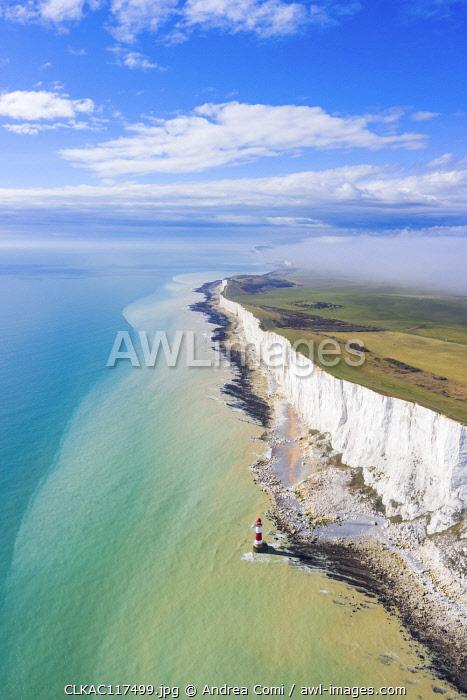 Beachy Head, Eastbourne, East Sussex, England, UK