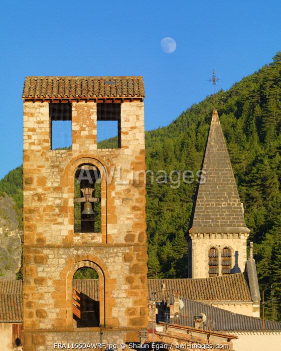 France, Provence, Alpes Cote d'Azur, Castellane