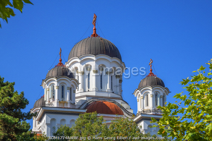Ca�in Monastery, Bucharest, Walachia, Romania