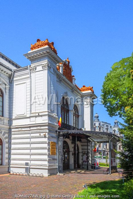 National museum, Bucharest, Walachia, Romania