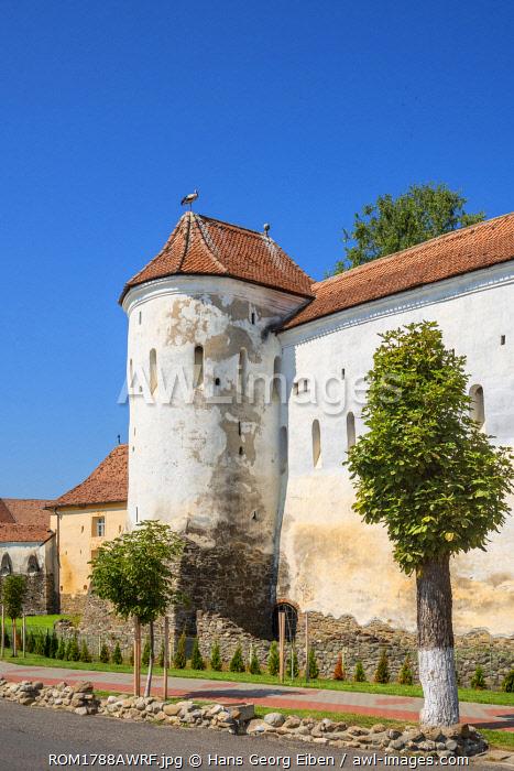 Fortified church of Prejmer, Transylvania, Romania