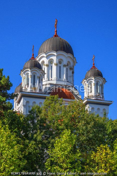 Ca�in Monastery, Bucharest, Walachia, Romania