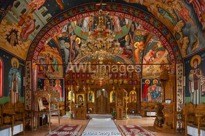 Monastery Adamclisi St. Philip, Adamclisi, Dobrudscha, Romania