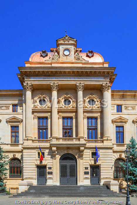 National Bank of Romania, Bucharest, Walachia, Romania