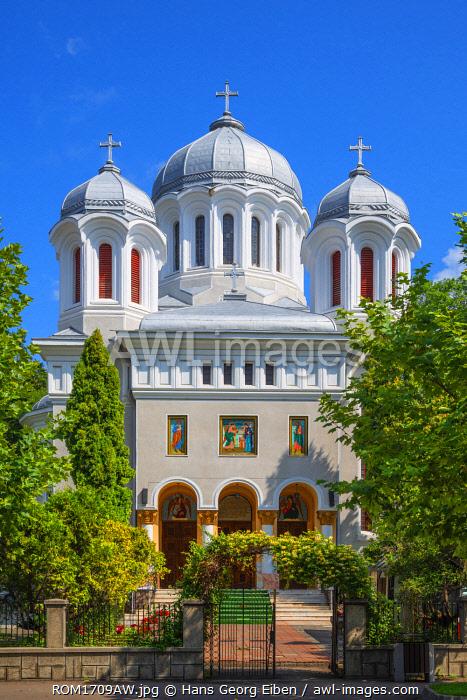 Orthodox church Buna Vestire, Brasov, Transylvania, Romania