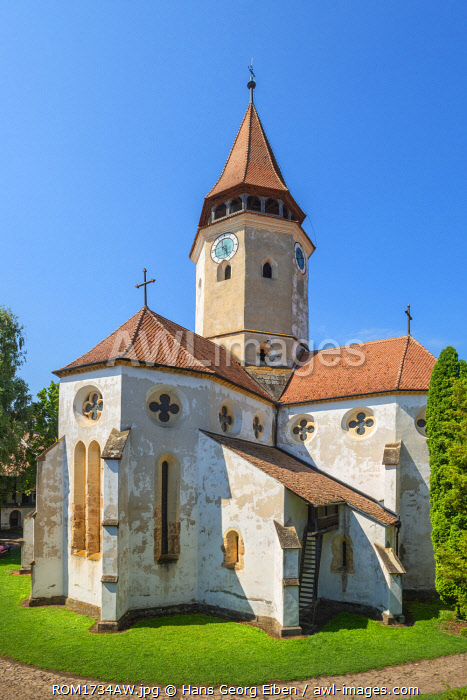 Fortified church of Prejmer, Transylvania, Romania